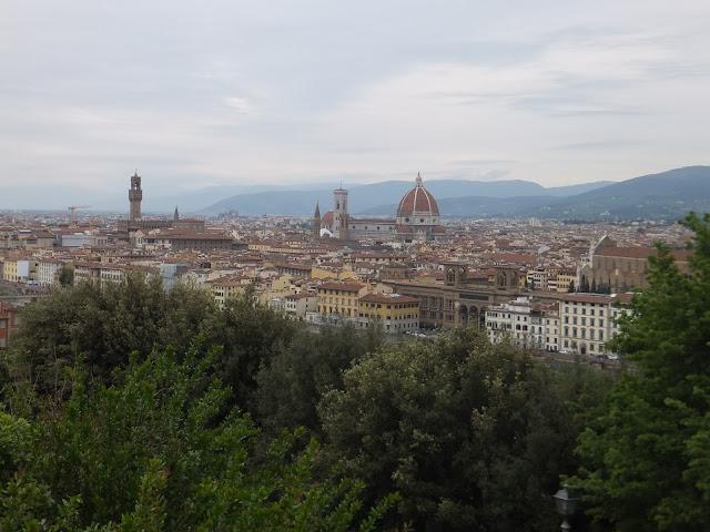 Santa Maria dei Fiore, Piazzale Michelangelo, Firenze, Florencia, Elisa N, Blog de Viajes