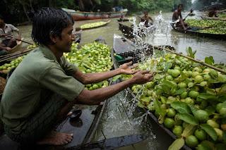 ตลาดฝรั่งในบังคลาเทศ