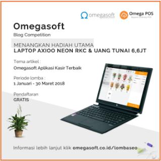 Kontes Seo Aplikasi Kasir Online Omegasoft