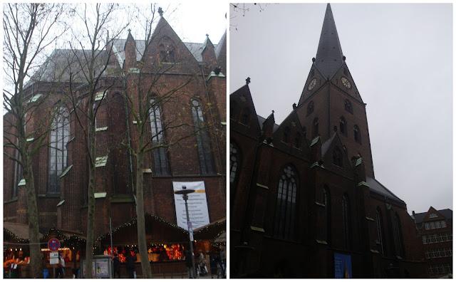 Igreja St Petri em Hamburgo