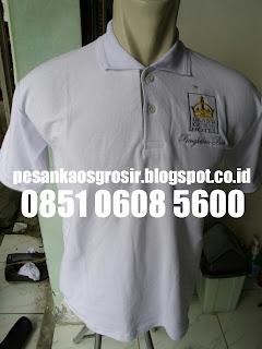 Grosir Kaos Polo Shirt Murah