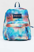 BerryBenka Jansport Spring Break Multi Speckled Space Js00Tdh70Ug Women ANDHIMIND