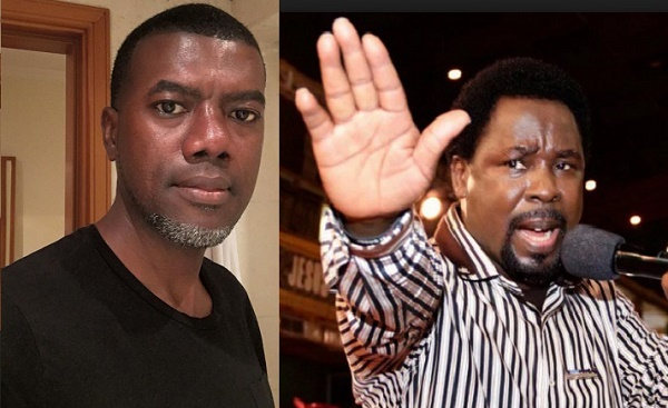 Dear TB Joshua, Who Gave You Your Prophecy, God Does Not Lie - Reno Omokri
