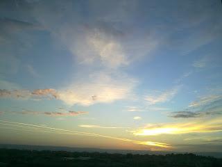 Meravigliosi squarci di natura (tramonti sui Climiti) | Giuseppe Benanti
