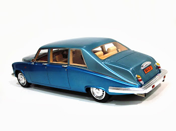 Daimler DS420 '87 - Shenzhen DOZ Model Arts Co.