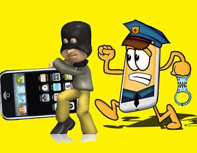 14422 मोबाइल चोरी