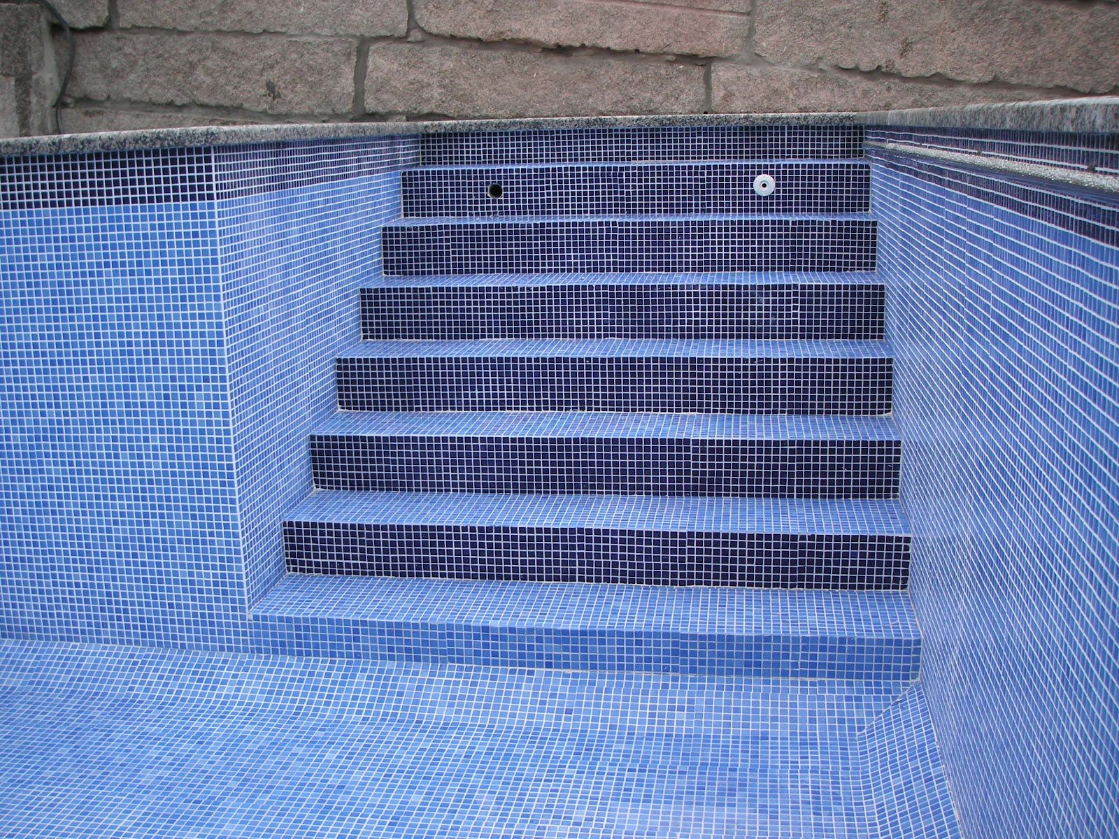 Escaleras Piscinas Piscinas Con Escaleras De Obra Simple Piscinas De Obra With