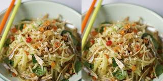 Resep Salad Mangga Thailand 1