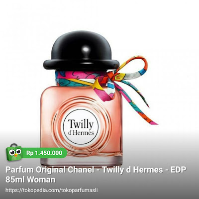 parfum original hermes twilly d hermes edp 85ml woman