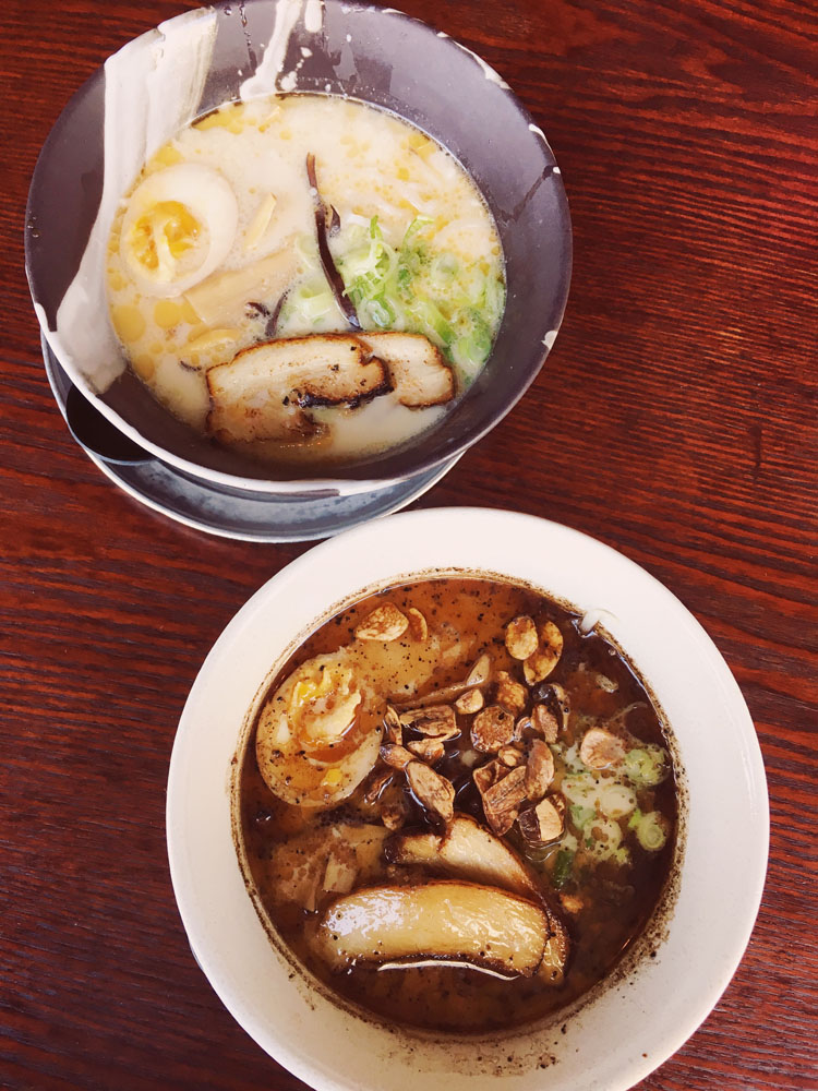 The Best Ramen in San Francisco - Wondering where to find the most delicious ramen in San Francisco? There is nothing better than a bowl of ramen on a chilly day, especially when it's at one of these best restaurants in San Francisco that serve up these delicious noodles. Find out where to eat in San Francisco when you are craving a bowl of ramen! #sanfrancisco #sf #california #sframen #sfeats #sffoodie #foodie #ramen