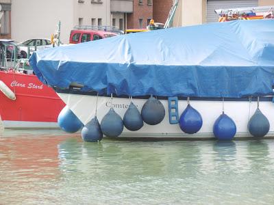 Flotteurs du canal du midi, Toulouse, malooka