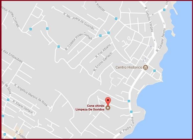 LIMPEZA DE OUVIDOS COM CONE CHINÊS EM SÃO JOSÉ, SC (48) 3094-5746