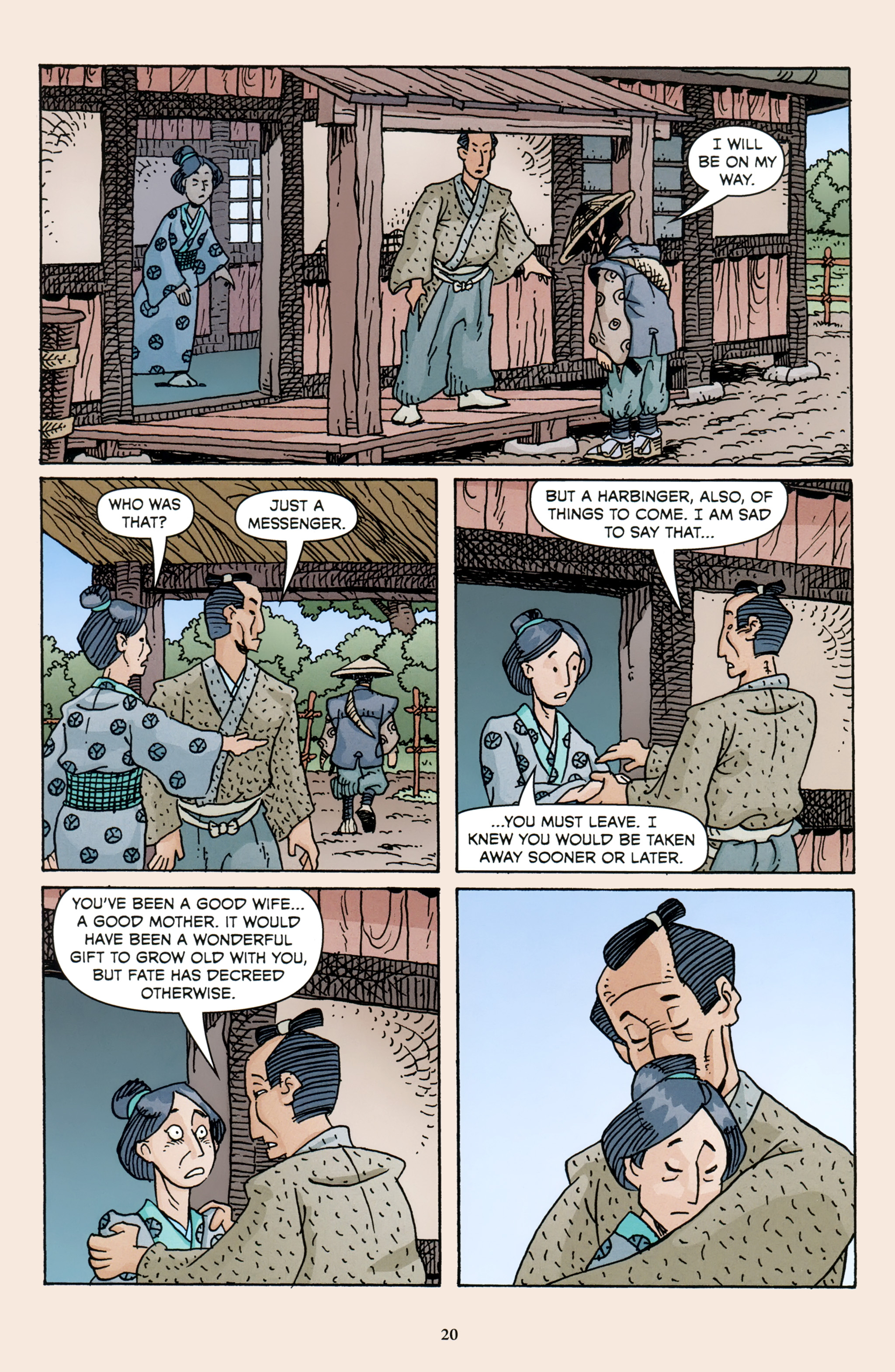 Read online 47 Ronin comic -  Issue #3 - 22