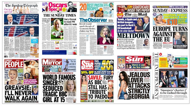 front pages 28-02-16