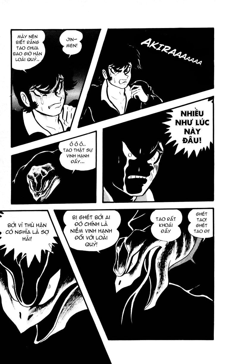 DevilMan chapter 13 trang 14