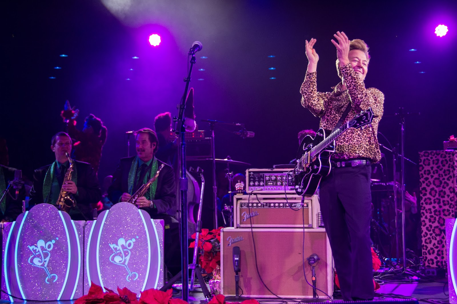 SiriusXM Presents The Brian Setzer Orchestra's 15th ...