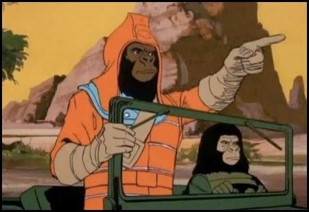 Regreso al planeta de los simios (1975)