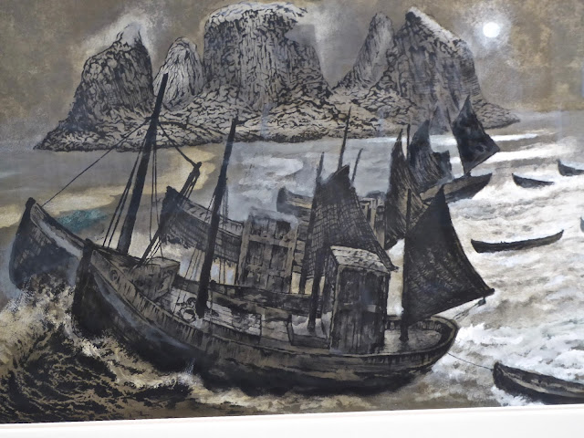 Kaare Espolin Johnson  îles Lofoten Galerie Espolin