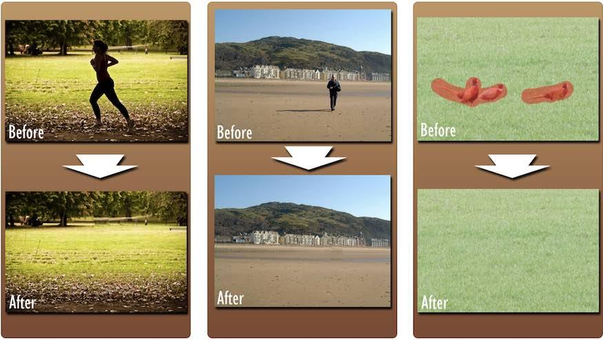 برنامج ازالة الكتابة من الصور للايفون