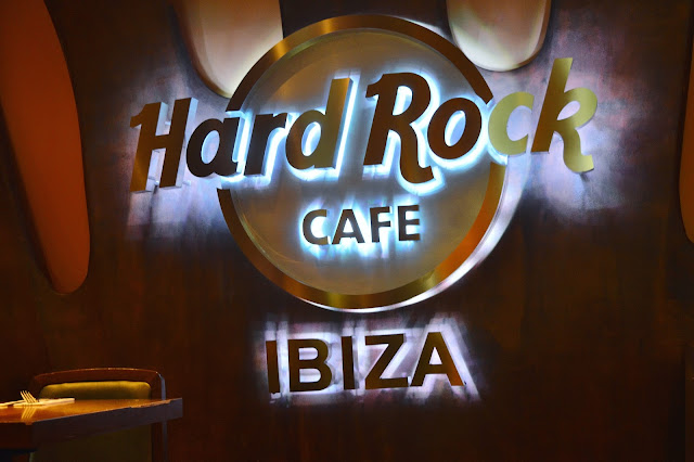 Ibiza - Hard Rock Cafe