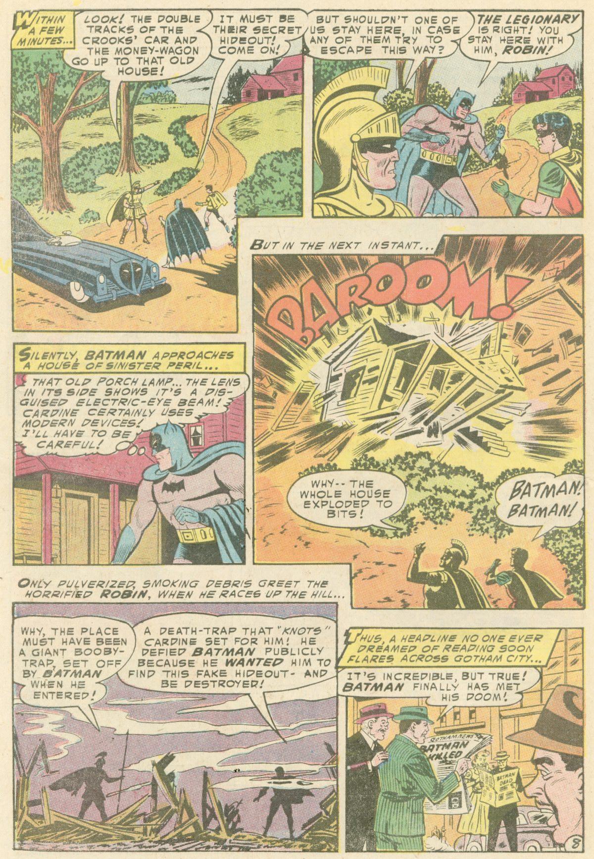Read online World's Finest Comics comic -  Issue #180 - 30