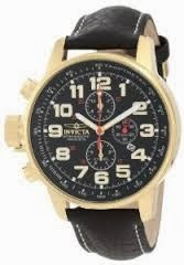 Invicta left handed watches