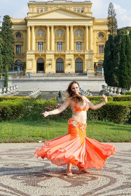 Ensaio Fotográfico Luana Pinheiro, Belly Dance