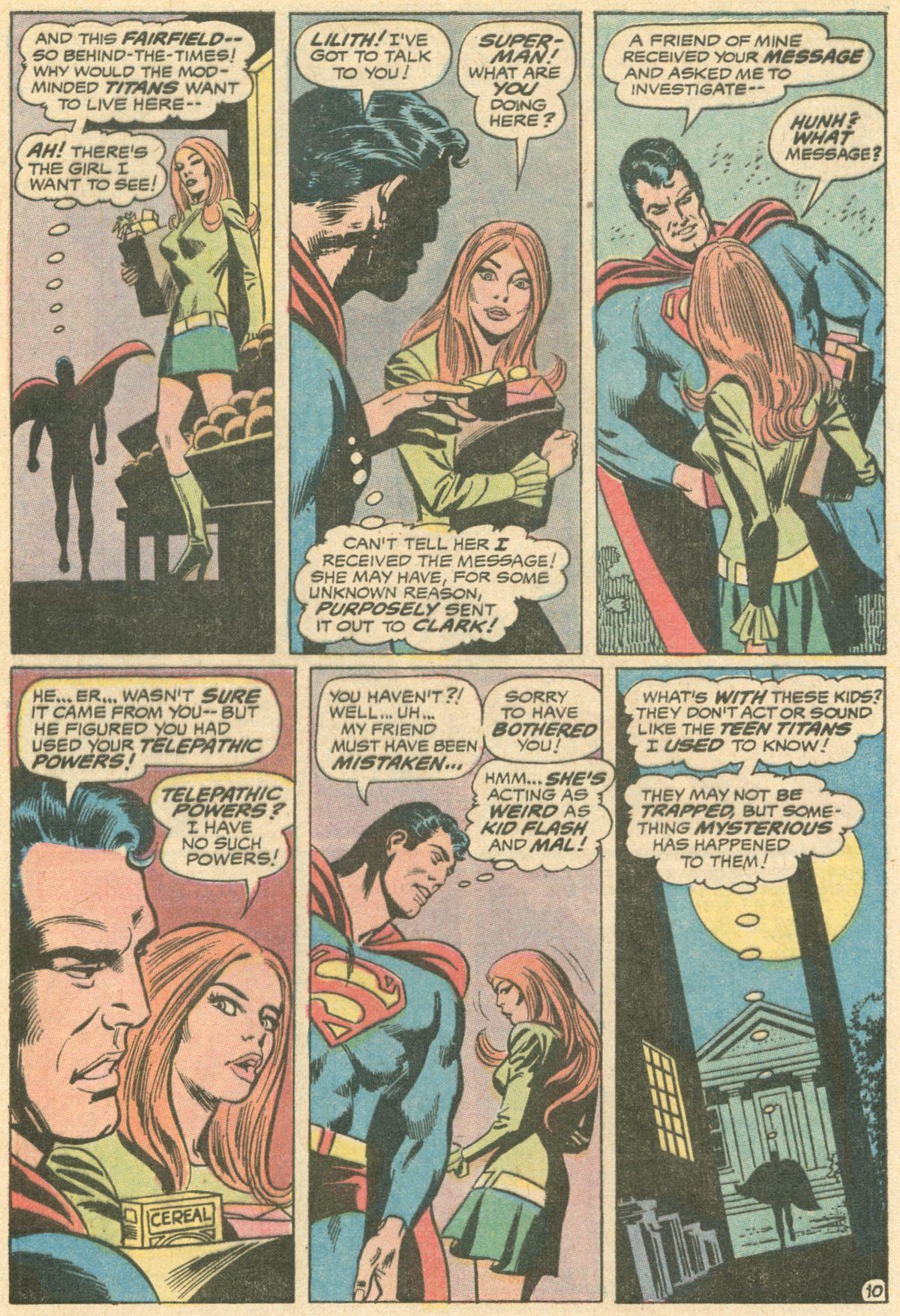Read online World's Finest Comics comic -  Issue #205 - 13