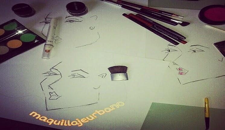 dibujando el rostro