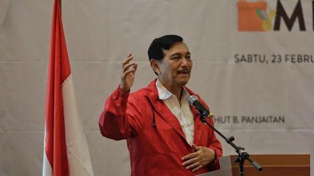 Luhut Cerita Dekat dengan Jokowi, Tapi Lebih Kenal Prabowo