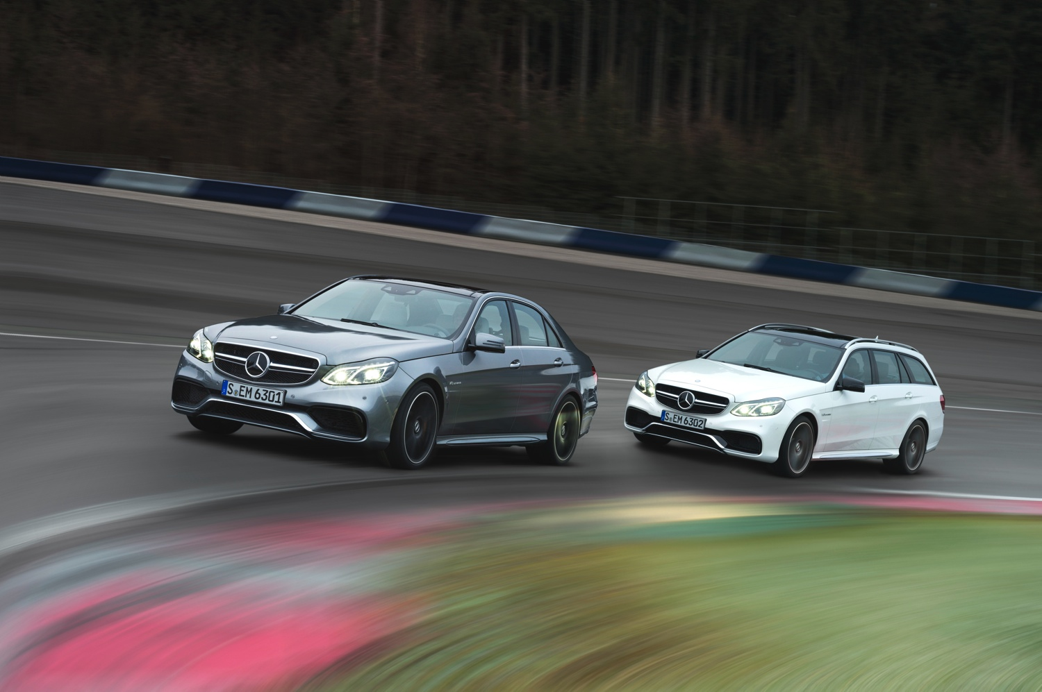 Mercedes E63 AMG Coupe and Cabrio | Are They Available?