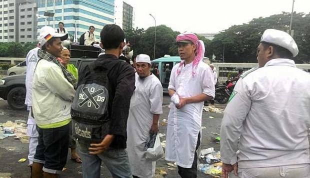 Beri Uang ke Demonstran, FPI: Untuk Transpor yang Tertinggal