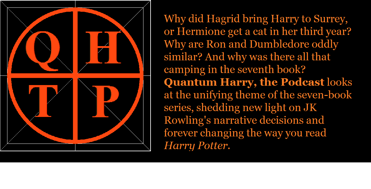 Quantum Harry, the Podcast