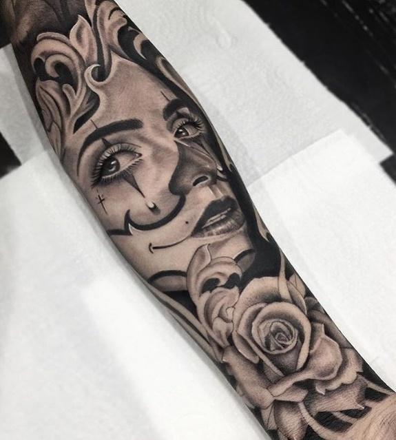 Tatuagens masculinas para o antebraço
