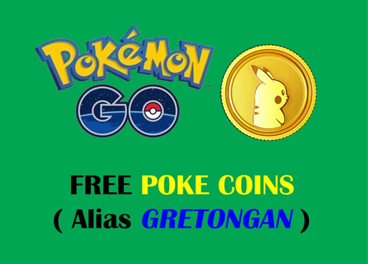 how to make coins on pokemon go