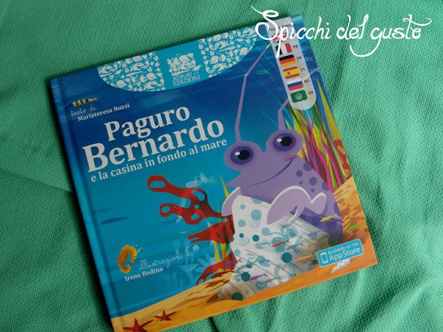 Libro Memoriosa Paguro Bernardo