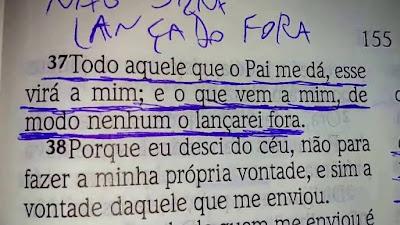 EVANGELHO DE JOÃO CAPITULO 6.39 AO 45