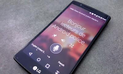 التطبيق الخاص بالترجمة لمايكروسوفت على الاندرويد يسمح بتغيير صوت قارئ الترجمة