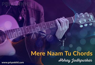 Mere Naam Tu Chords