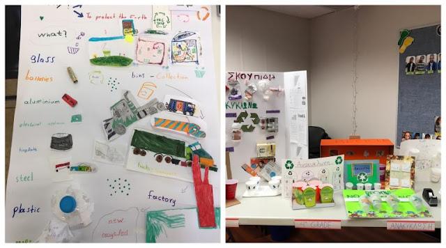 Συνεργασία του Odyssey Charter School με Δημοτικά Σχολεία της Αργολίδας