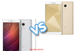 Xiaomi Redmi Note 4 vs Note 4X Lebih Baik Yang Mana?