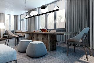 Дизайн-проекты. Уютная квартира в центре Киева