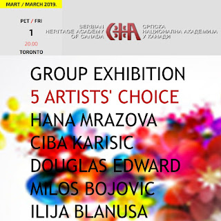 SHA Gallery Group Exhibition 5 Artists' Choice by @ArtJunctionTO
