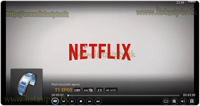 Lista M3U - Narcos Netflix - Dublado - Todas Temporadas