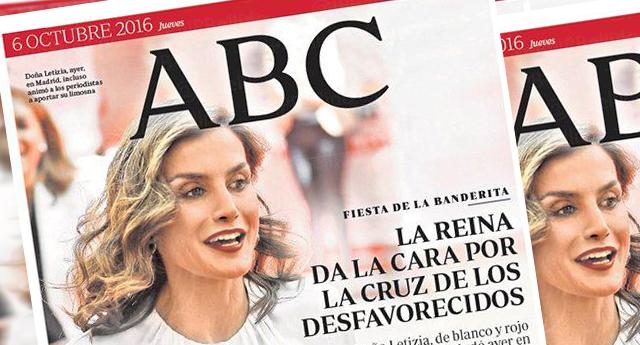 """Rancia demagogia monárquica de """"ABC"""""""