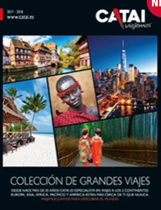 Catai folleto grandes viajes 2017-2018 Catai