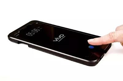 Vivo X20 Plus UD, Smartphone Dengan Fingerprint Menyatu Di Layar Pertama Didunia, Vendor Apa Lagi Yang Akan Menyusul ?