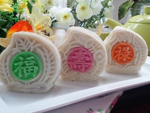 Bánh dẻo Nhật