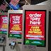 Cara Membuat Pesanan Makanan Dengan Menu Pintar Di Restoran McDonalds