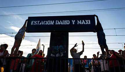 Estación Darío y Maxi - Documental Estreno